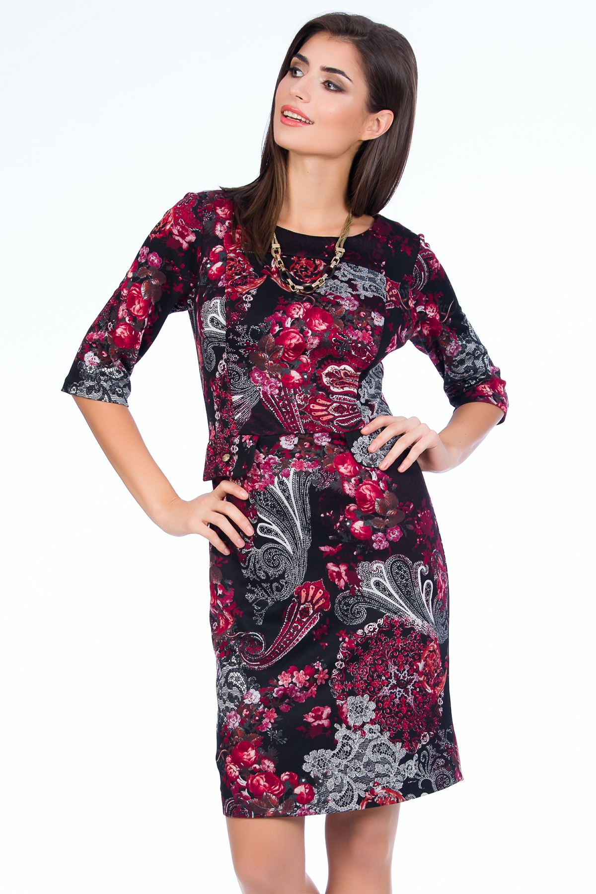 Rochie Lace on Print