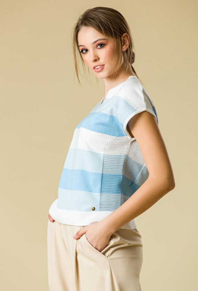Bluza tricotata Haris