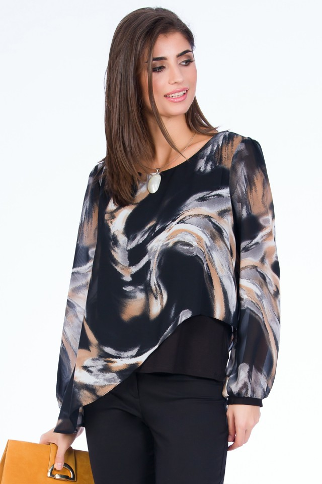 Bluza Autumn Waves