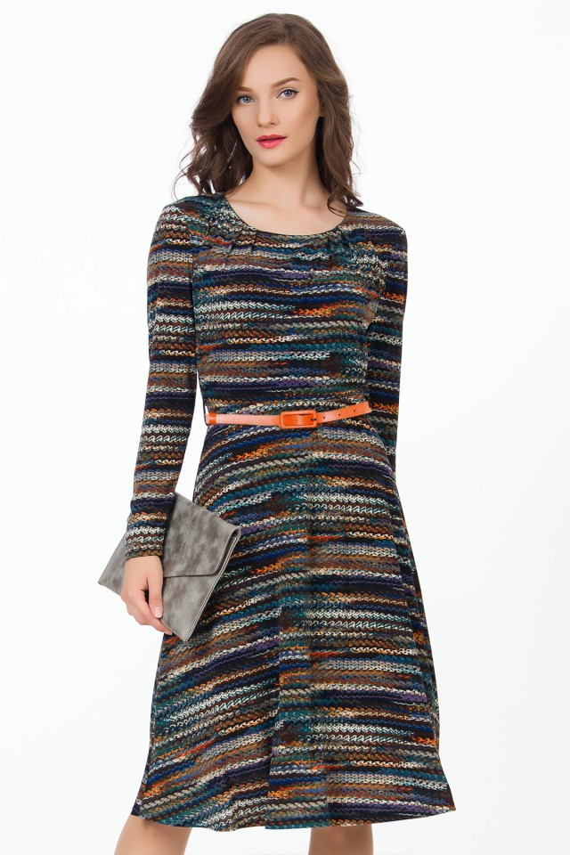 Rochie Colored Sunset