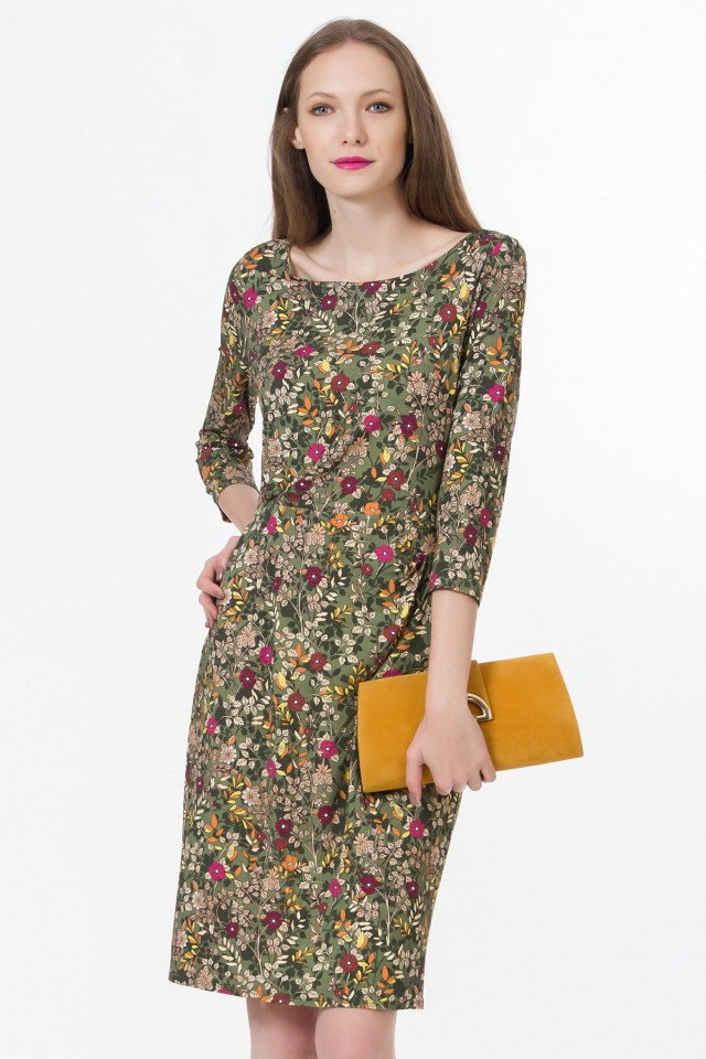 Rochie jersey Madelyn