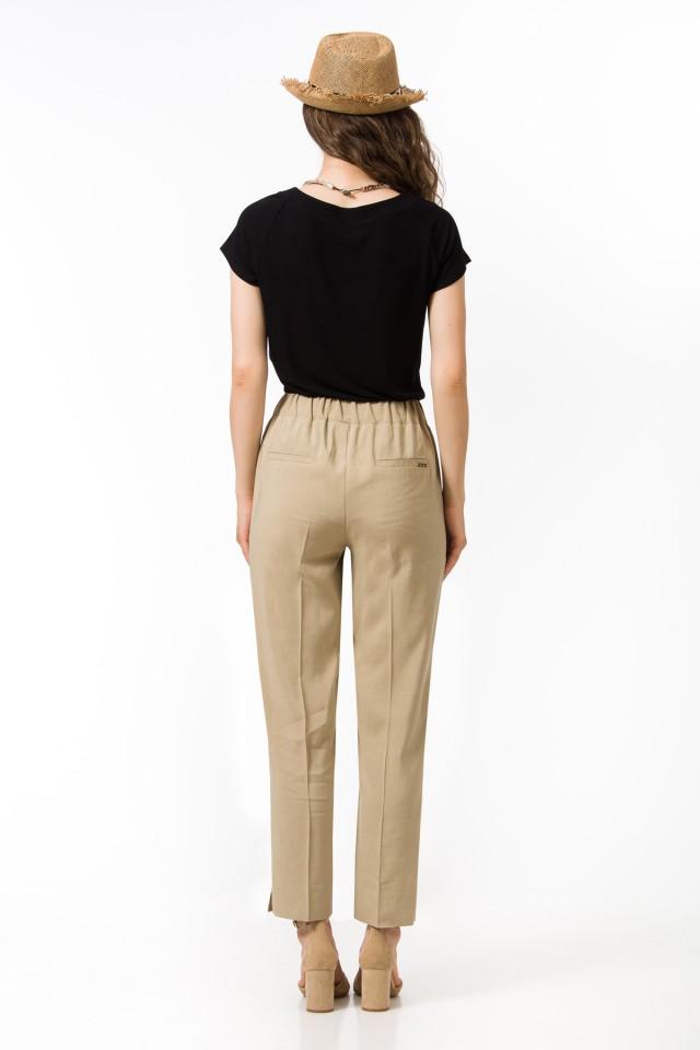 Pantaloni in cu vascoza Mara