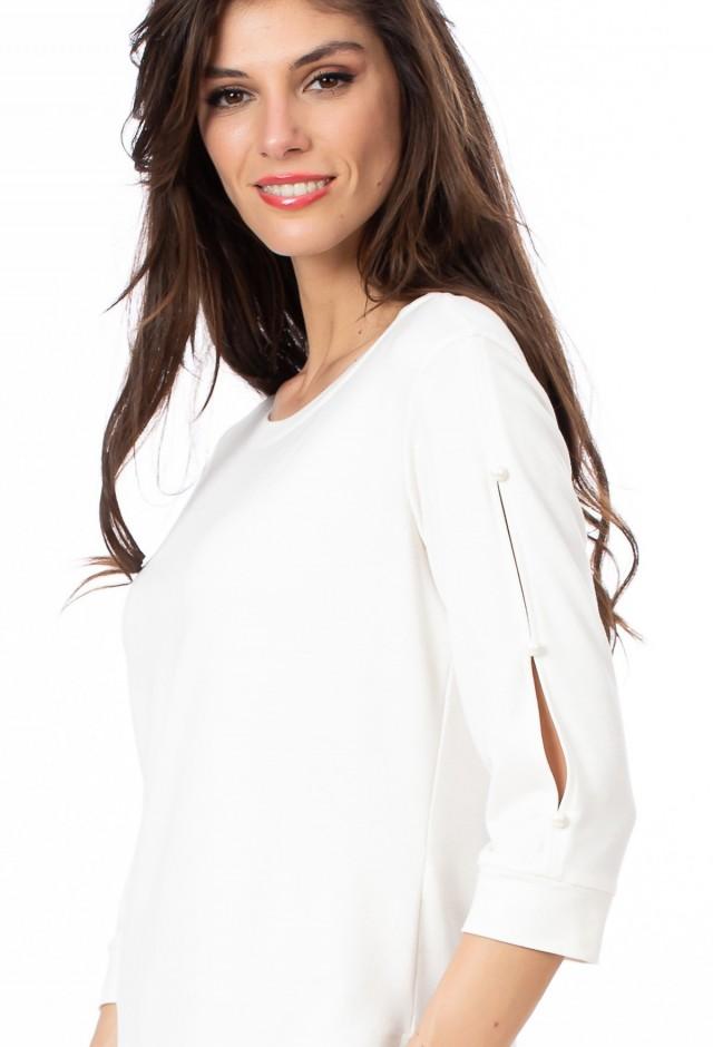 Bluza jersey Celine