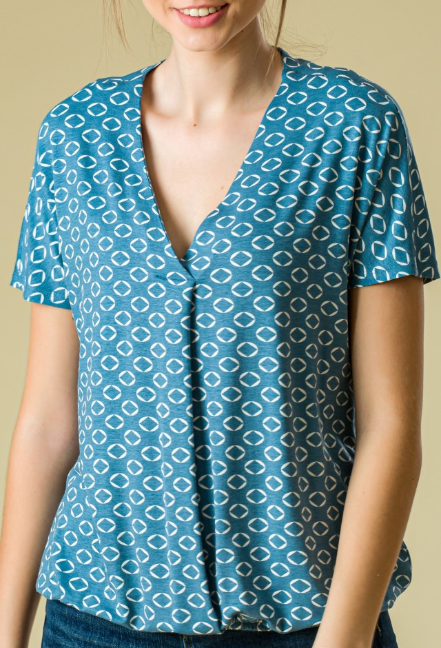 Bluza imprimata Natalie