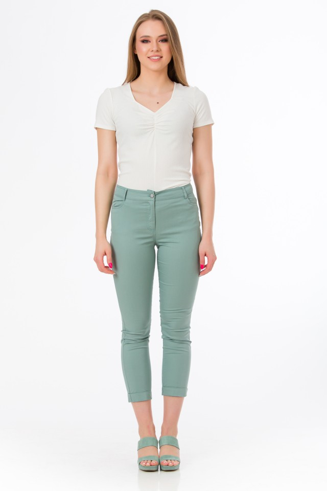 Pantaloni bumbac April