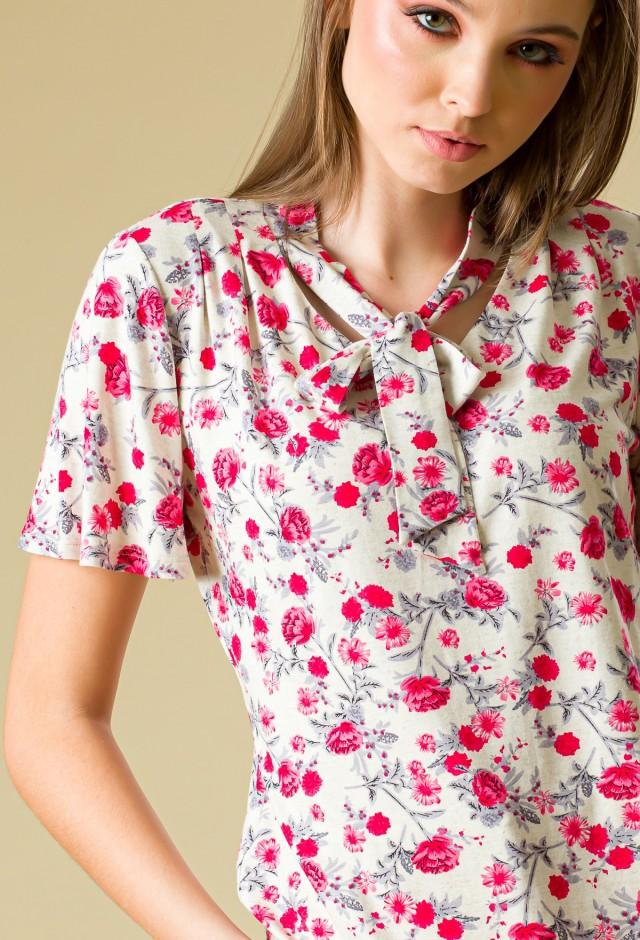 Bluza jersey Romance