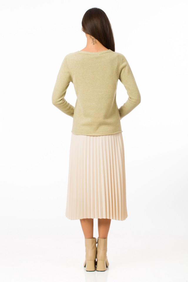 Pulover din lana cu casmir Erika