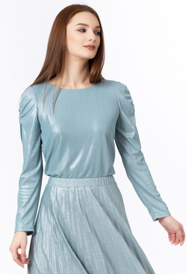 Bluza tricot peliculizat Connie