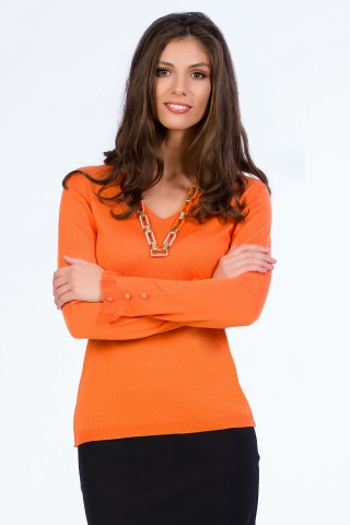 Bluza Alice Orange