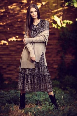 Jacheta cu lana Linda