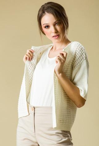 Jacheta tricotata Wilma