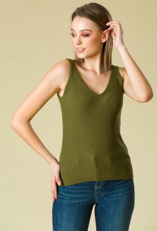 Top tricotat Sarra