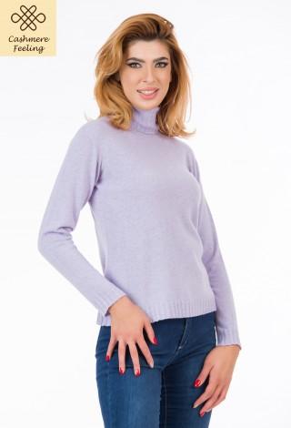 Pulover lana si casmir Linette