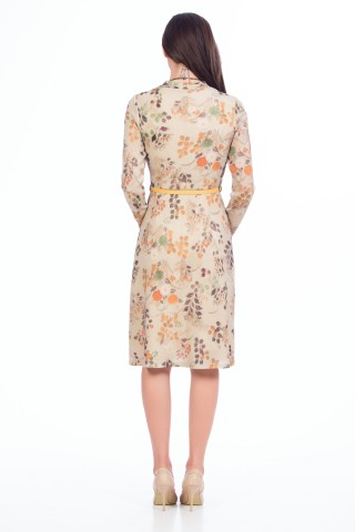 Rochie Autumn Painting