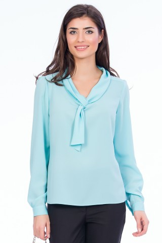 Bluza A light Day Turqoize