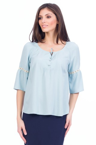 Bluza Bliss Bleu