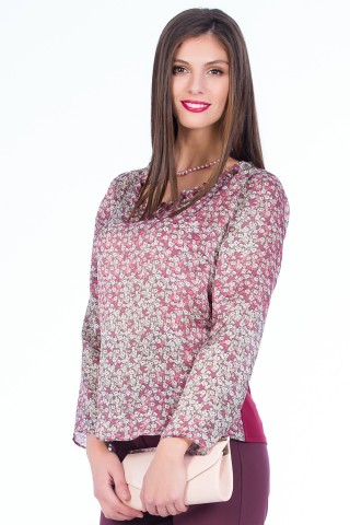 Bluza Heather Grena+gri