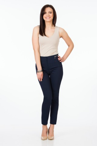 Pantalon CHRISTINE Navy