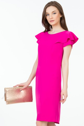 Rochie Lovely Girl Ciclam