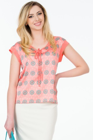 Bluza Tandresse Orange