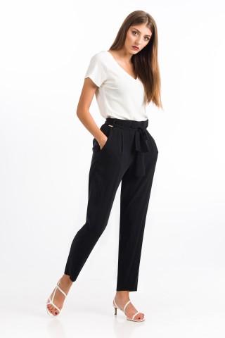 Pantaloni vascoza si cupro Deea