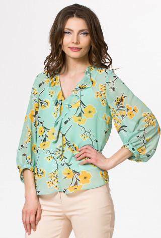 Bluza imprimata Clarise