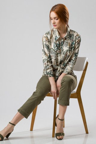Bluza vascoza Jungle