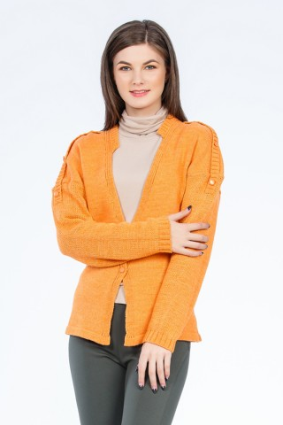 Jacheta model OL0075 Orange