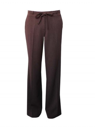 Pantalon office OL0280 Caramiziu