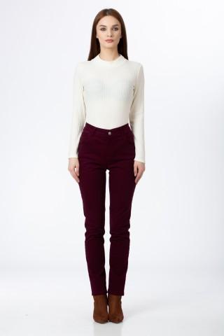Pantaloni bumbac Coraly