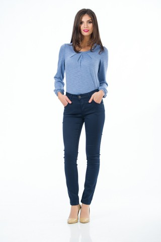 Pantaloni Winter Kreed Navy